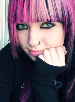 pink is the new black shocking hair colours you ll love