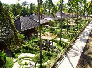 Hotel Murah Gili Air - Villa & Spa Bulan Madu