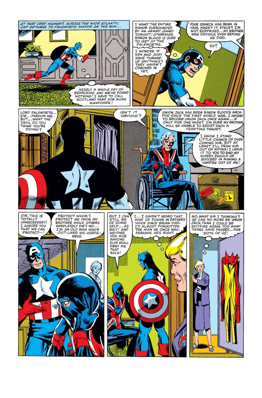 Captain America (1968) Issue #254 #169 - English 14