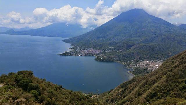 Lago de Atitlán - Xocomil