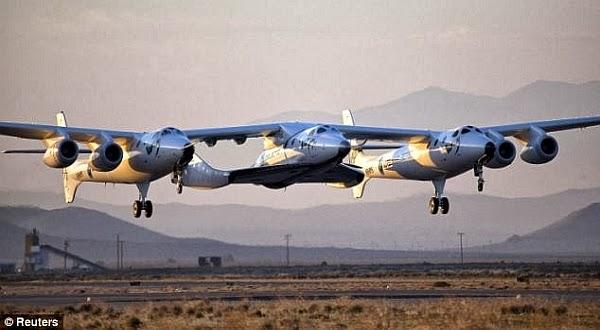 Pesawat Terlaju di Bumi, dari Inggris ke Australia hanya 2 Jam