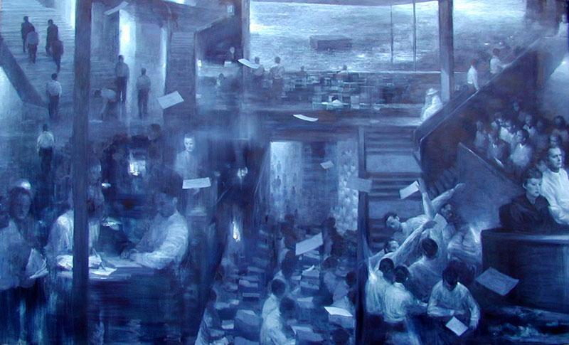 ©Peter Martensen - Pintura | Painting
