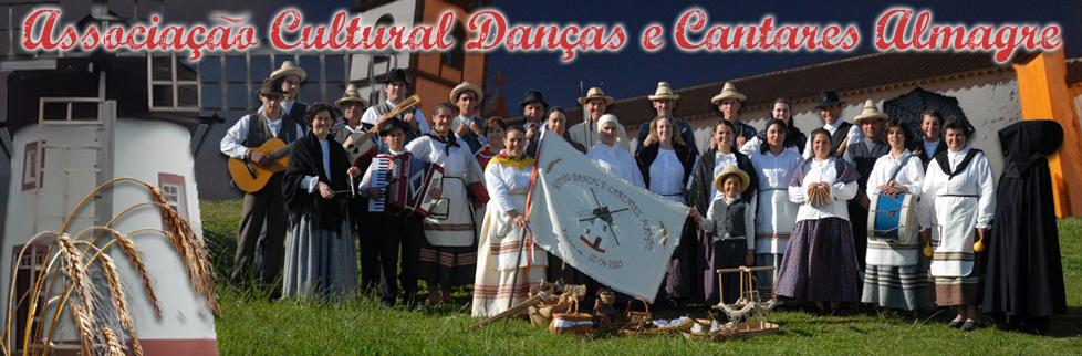 Associação Cultural Danças e Cantares Almagre