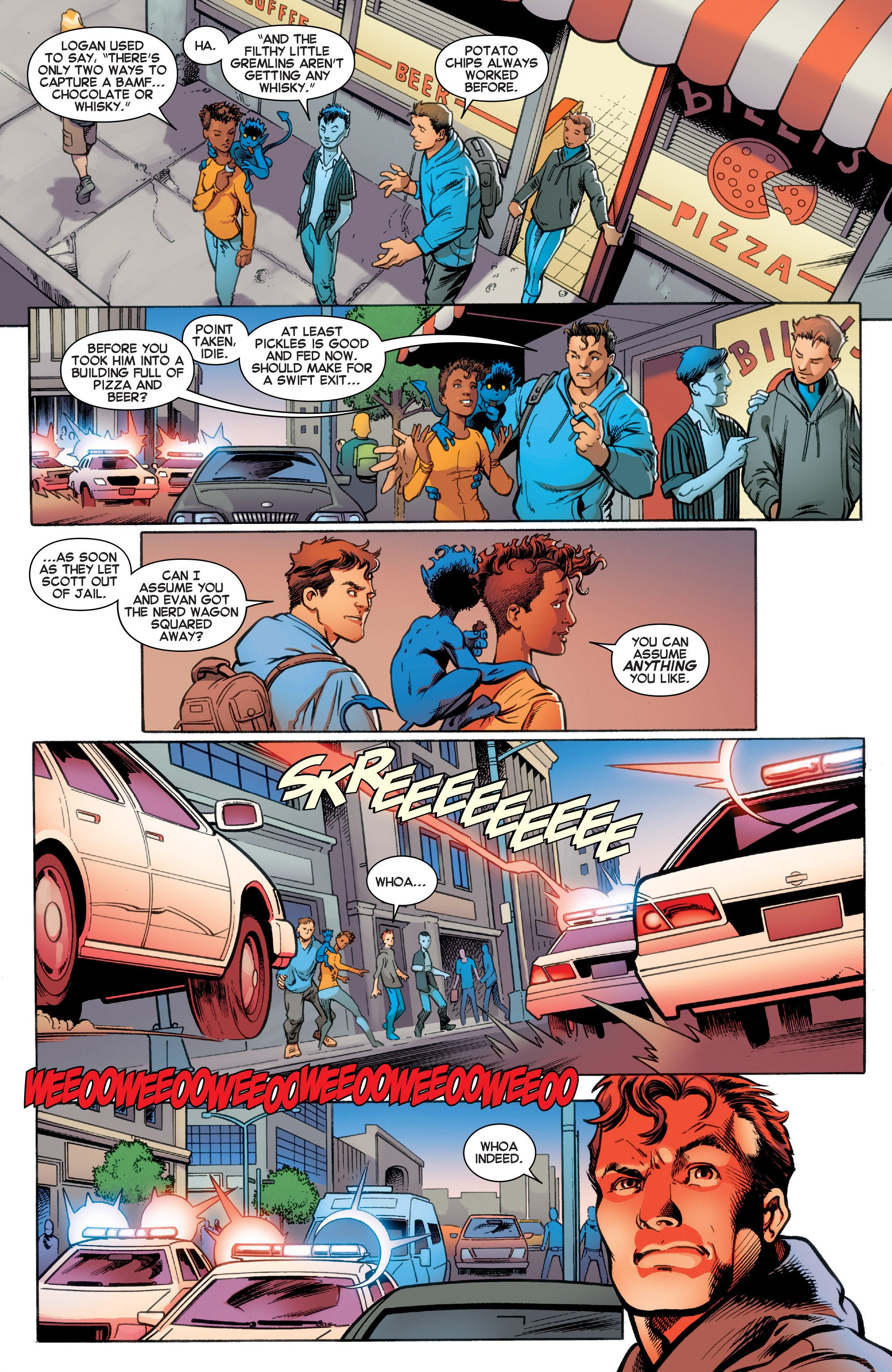 All-New X-Men (2016) Issue #3 #5 - English 3