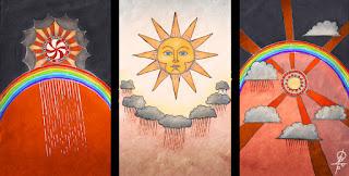лето и славянская мифология