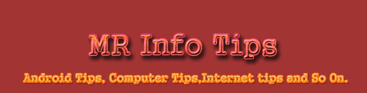 MR Info Tips