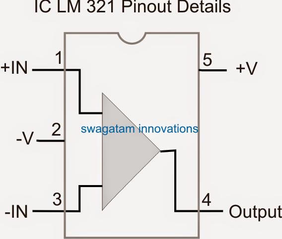 single opamp ic lm321 datasheet