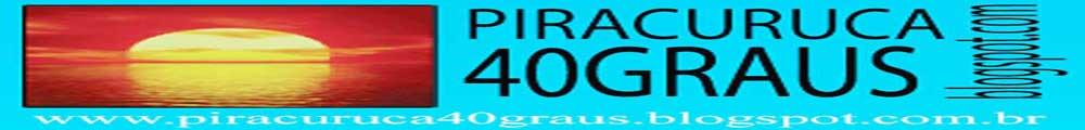 Piracuruca 40 Graus