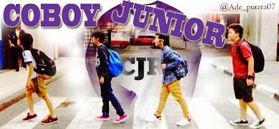"Daftar Lagu Dalam Album Perdana Coboy Junior ""CJR"""