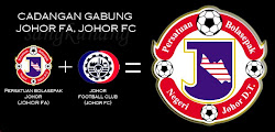 LOGO JOHOR FA DAN JOHOR FC