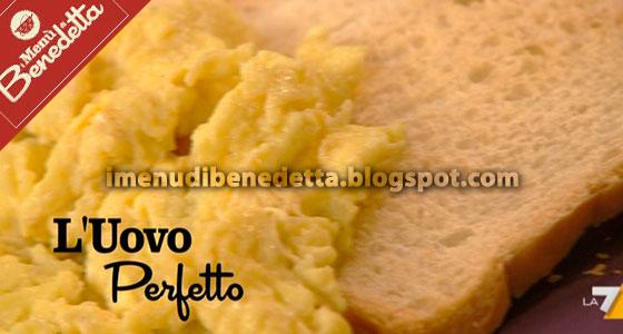 Uova Strapazzate (Scrambled Eggs) di Benedetta Parodi