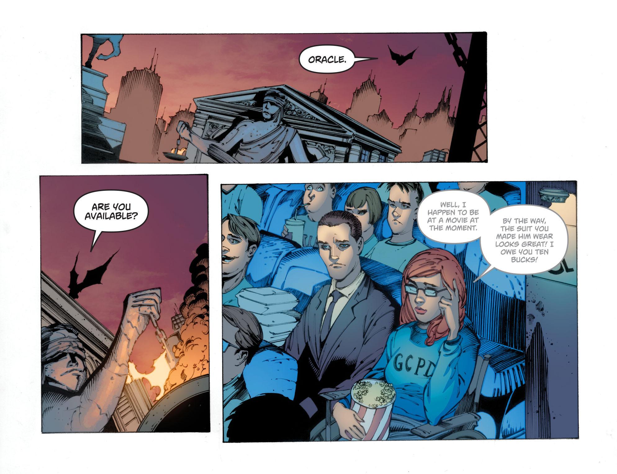 Batman: Arkham Knight [I] Issue #29 #31 - English 14