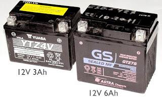 Kapasitas Battery (Aki) Adalah? Ini Penjelasan Lengkapnya