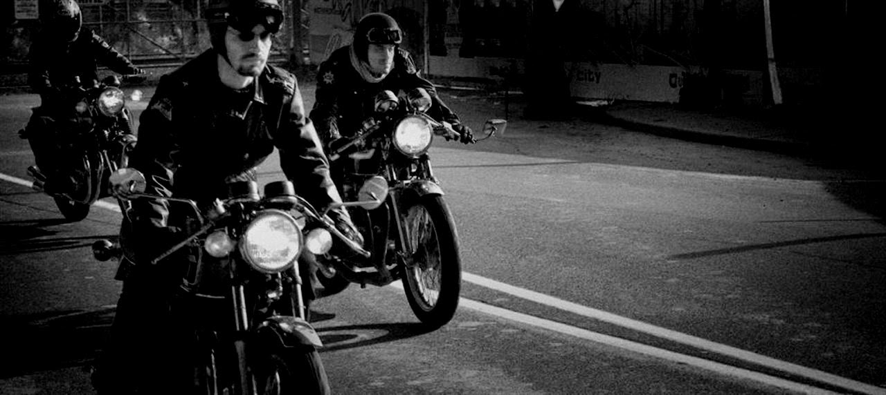 Leather Boys the wild ones