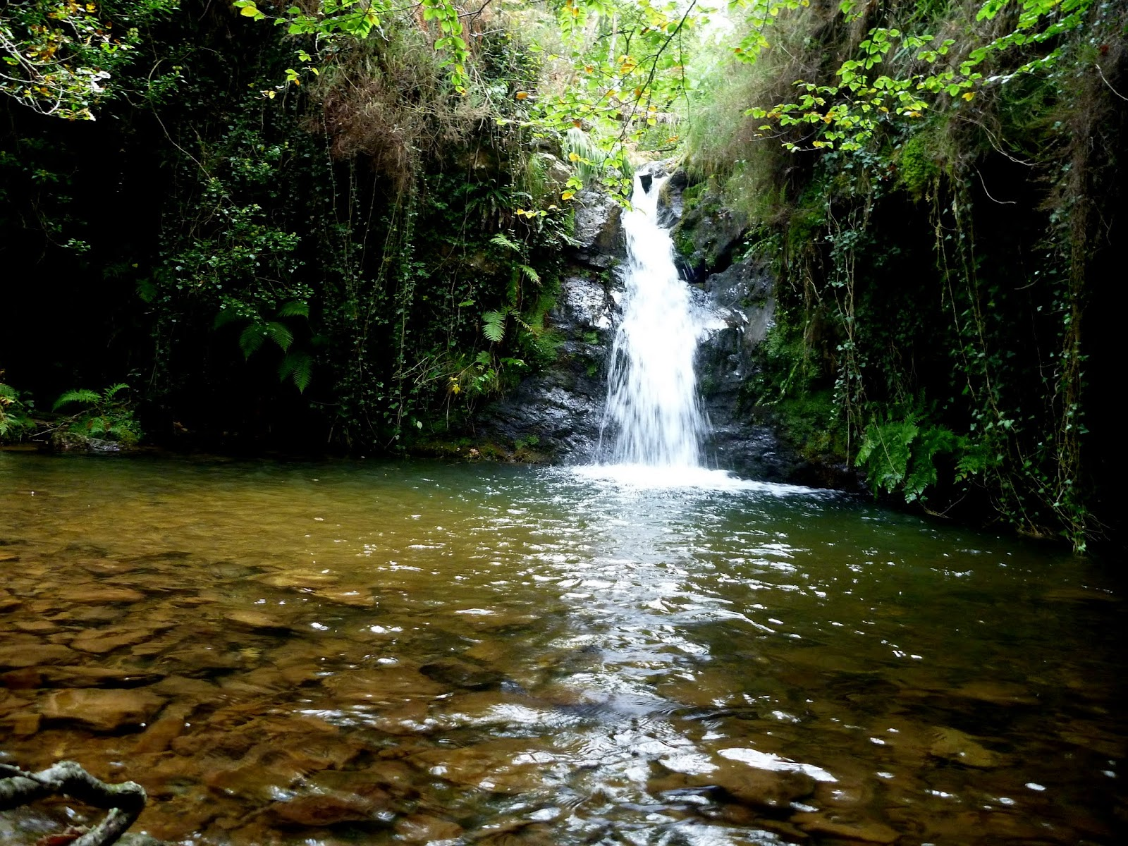 Cascadas de lami a for Fotos cascadas