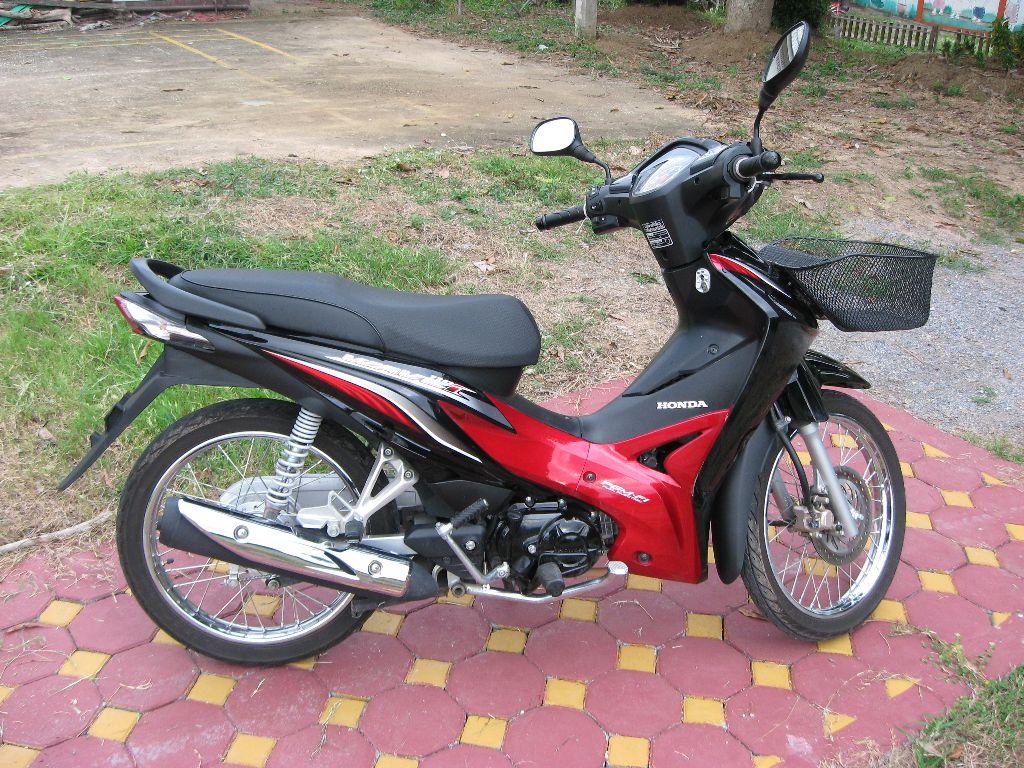 Hondawave110  Honda Wave 110i For Sale