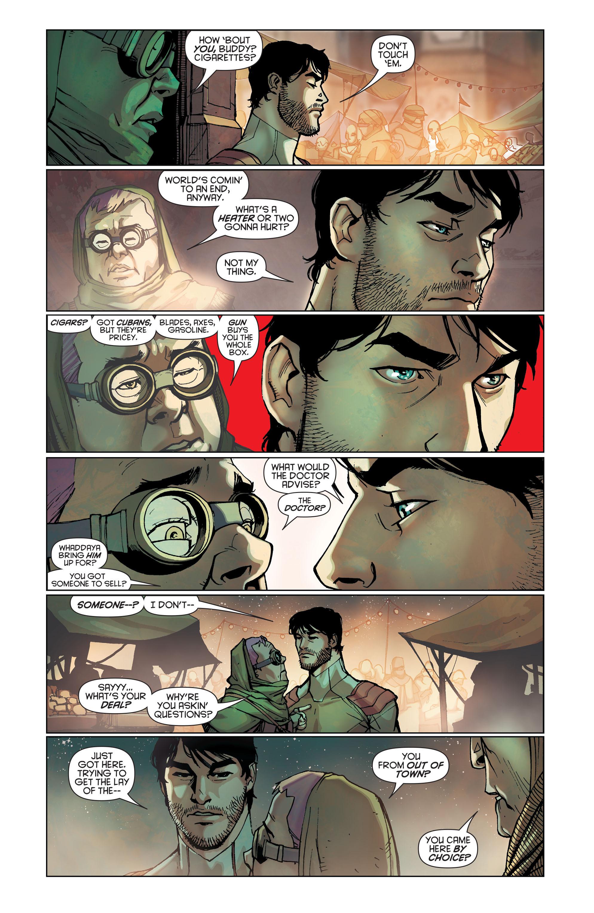 Batman Beyond (2015) Issue #9 #9 - English 10