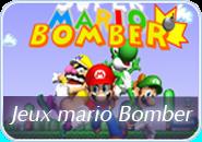 Jeux mario Bomber