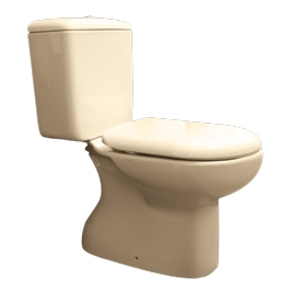 Modecor Toilet Suites RAK Liwa Close Coupled Suite