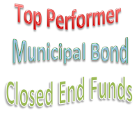 Top Performing Municipal Bond Closed End Funds
