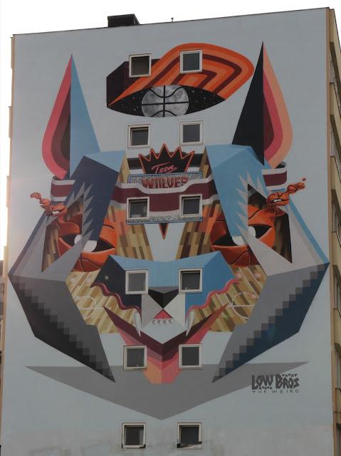 Street Art By Low Bros In Germany For CityLeaks Urban Art Festival. 5