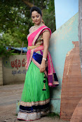 Anasuya photos in half saree-thumbnail-12