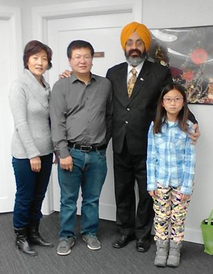 帮助中国客户在埃德蒙顿