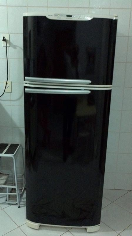 Telefone Loja Artesanato Barros ~ Adesivos adesivos Decorativos RP Geladeira plotada inteira com adesivo BLACK PIANO