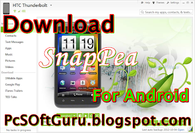 SnapPea 2.63.0.4224 For Android