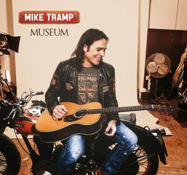 mike tramp - museum - album - cover