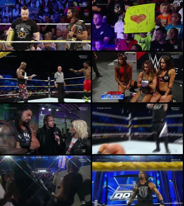 WWE Thursday Night Smackdown 17 Sep 2015 WEBRip 480p