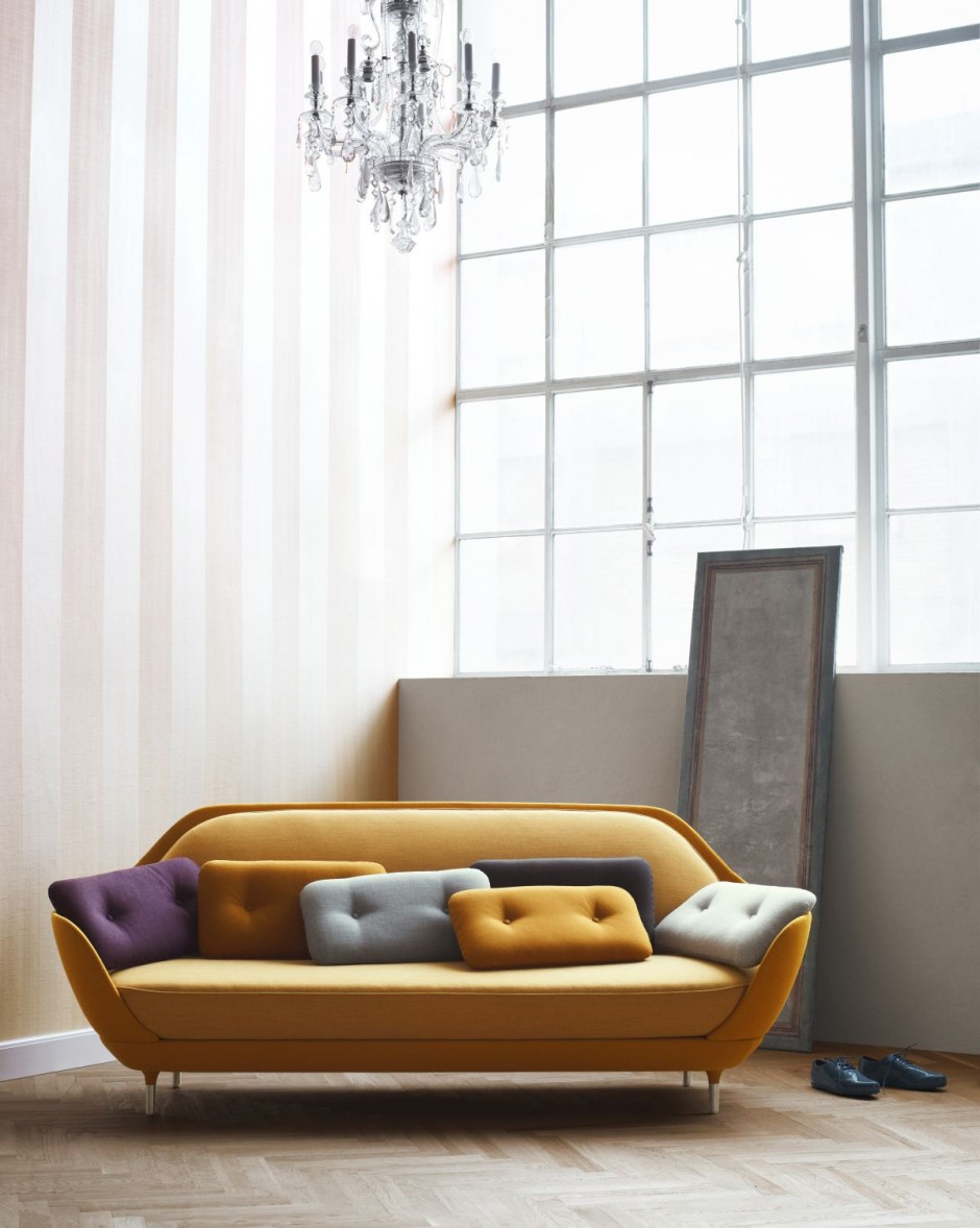 FAVN Sofa By Jaime Hayon For Fritz Hansen HouseVariety