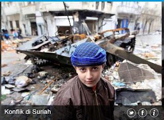 inovLy media : Konflik Suriah