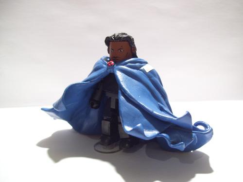 Dark X-Men Cloak Minimate