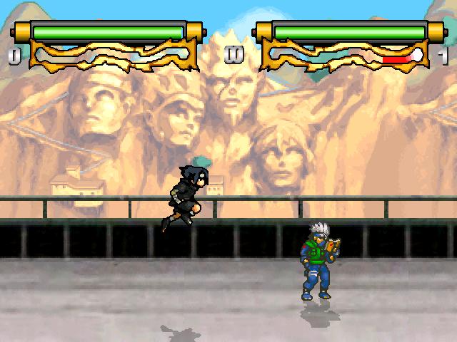 Game Naruto Mugen