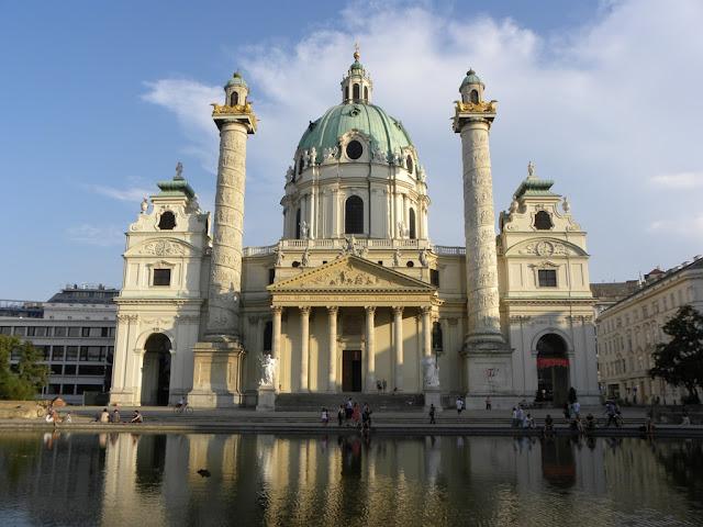 Karlskirche Wien Vienna