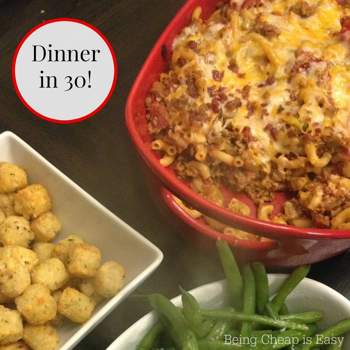 Casseroles, Simple Suppers, Jennie-O Turkey, Cheeseburger