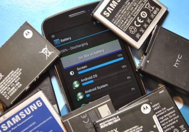 Waspai dai gejala kerusakan baterai smartphone