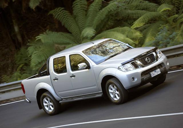 new 2012 Nissan Navara