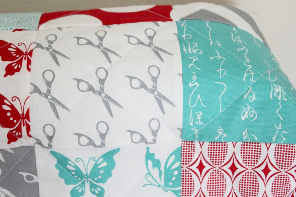 Quilted Sewing Machine Cover Tutorial Sew Delicious Stunning Quilted Sewing Machine Cover Pattern