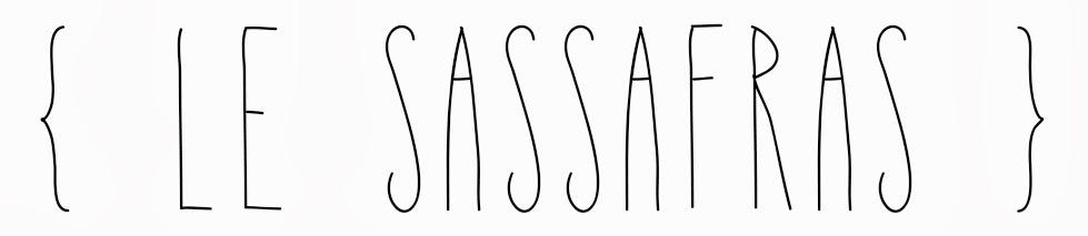 Le Sassafras