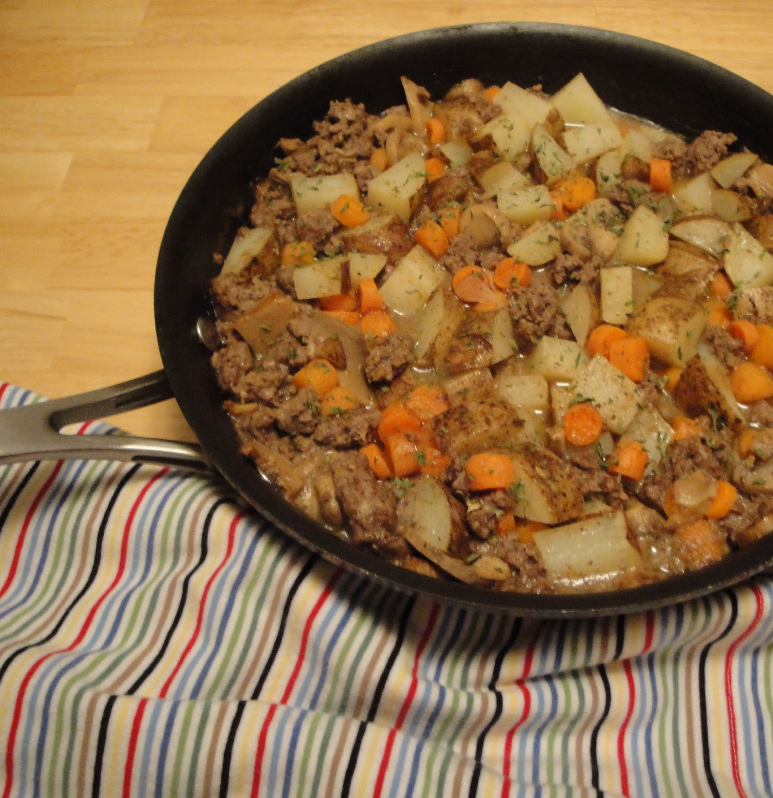 Christine's Pantry: 11 Easy Skillet Meals