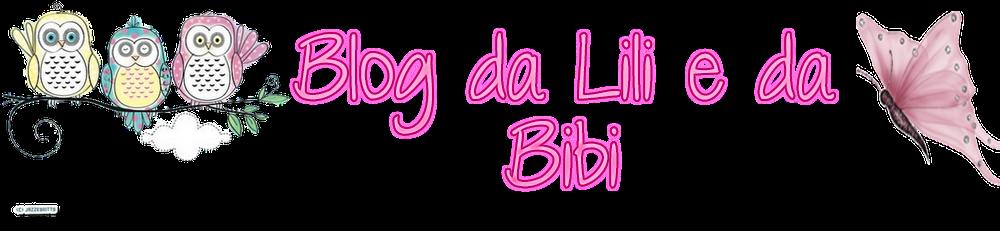 Blog da Lili e da Bibi