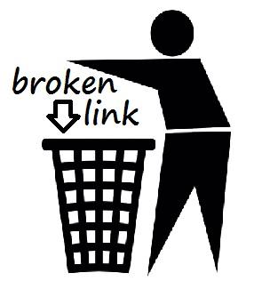 Mengatasi Error Page not Found dengan Broken Link Checker