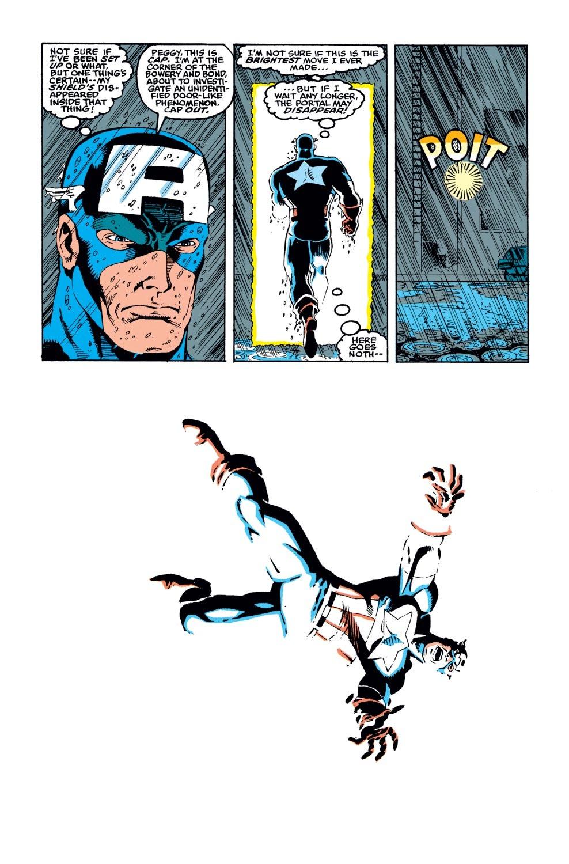Captain America (1968) Issue #383 #316 - English 4