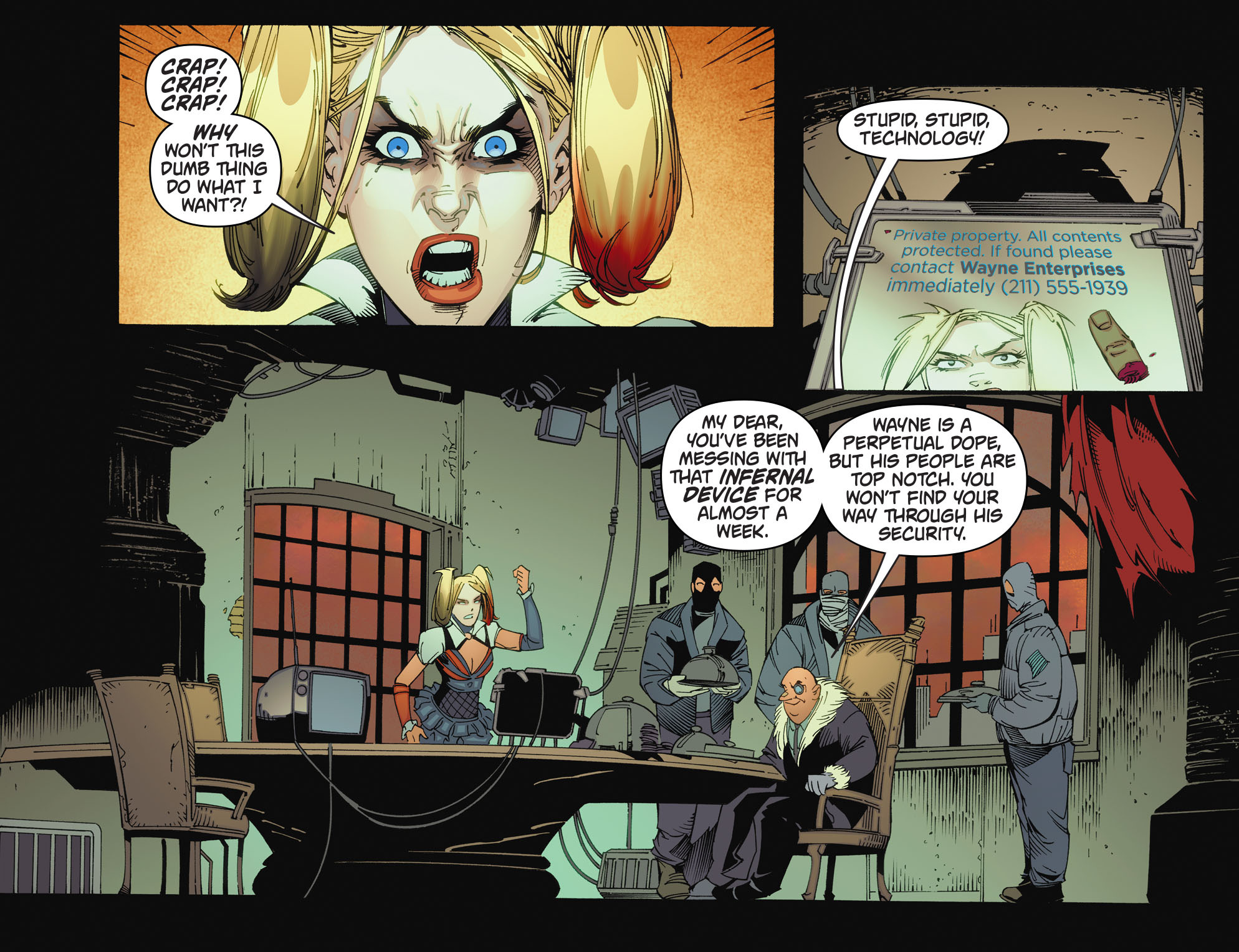 Batman: Arkham Knight [I] Issue #11 #13 - English 3