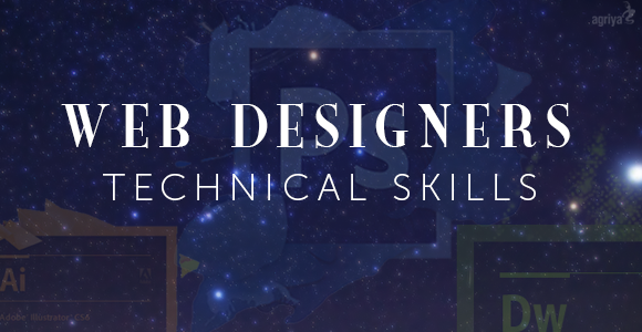 Technical skills for the web designers