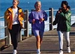 Caminhar uma hora por dia reduz risco de câncer de mama
