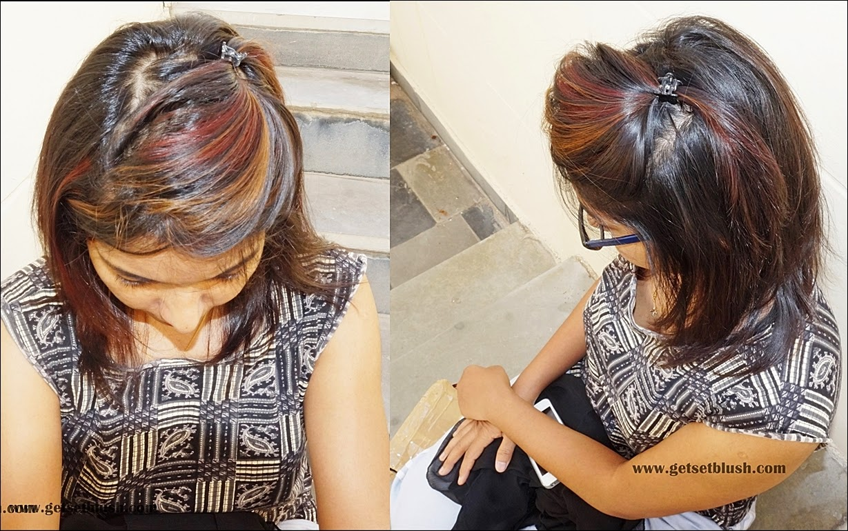 How I Style my New Hair Style ft Lakme Salon #HairIsFashion