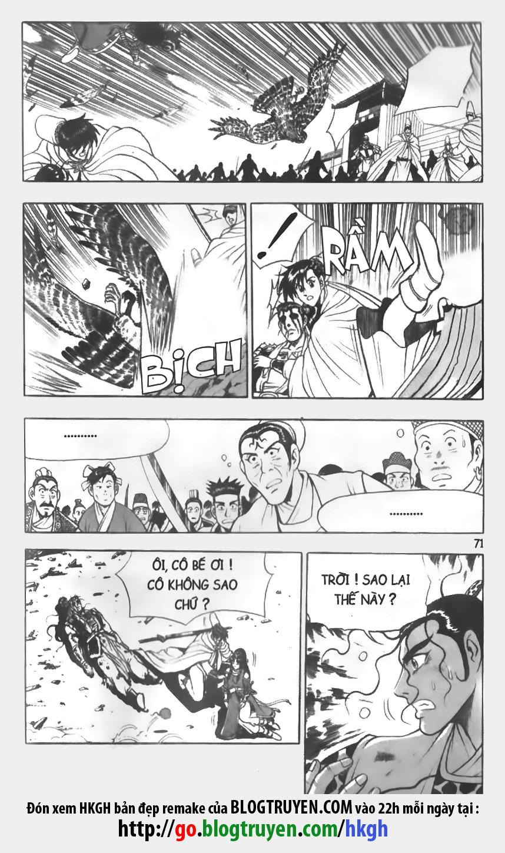 Hiệp Khách Giang Hồ chap 64 page 10 - IZTruyenTranh.com